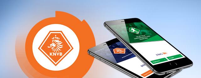 Pasfoto's in de wedstrijdzaken app