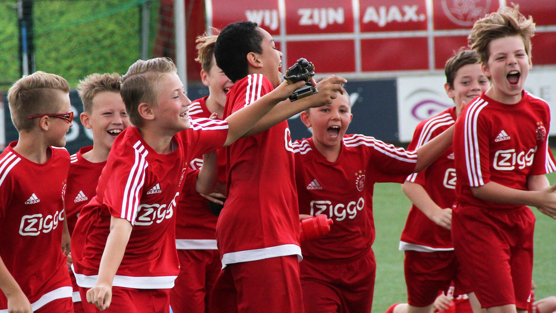 Ajax komt naar Roosendaal